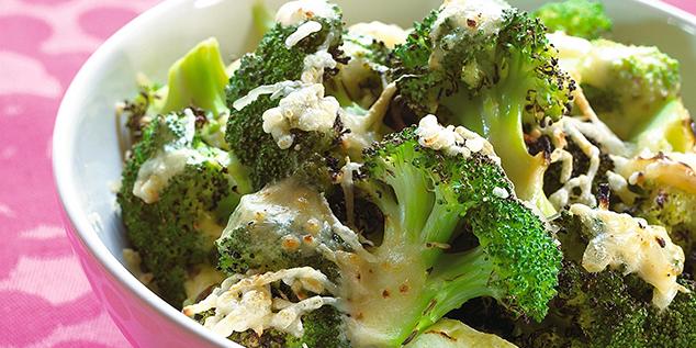 Broccoli met Kaas